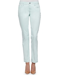 Christopher Blue Diane Rolled Carmel Jeans