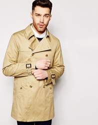 Esprit Trench Coat Stone