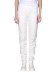 Patrizia Pepe Trousers Leggings Women Ivory