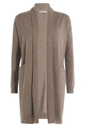 Vince Cashmere Cardigan Brown