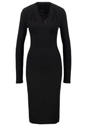Plein Sud Jeanius Jersey Dress Black