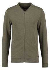 Only And Sons Onszip Tracksuit Top Olive Night