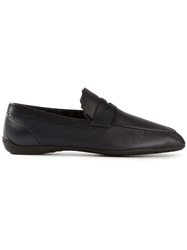 Moreschi Classic Loafers Black