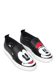 Moa Master Of Arts 10Mm Disney Leather Slip On Sneakers