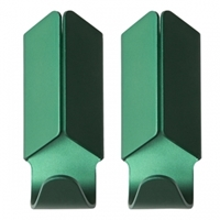 Volet Hook 2 Pcs Green Coatracks Furniture Finnish Design Shop