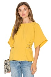 Finders Keepers Dissolve Top Yellow