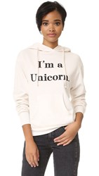 Wildfox Couture I'm A Unicorn Sweatshirt Vintage Lace