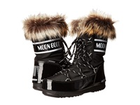 Tecnica Moon Boot W.E. Monaco Low Black Women's Boots