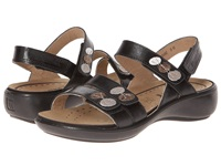 Romika Ibiza 55 Black Women's Sandals