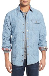 Men's Faherty Quilted Reversible Jacket