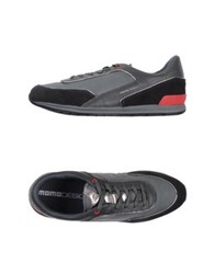 Momo Design Low Tops And Trainers Grey