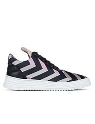Filling Pieces Low Top Zag Zig Sneakers