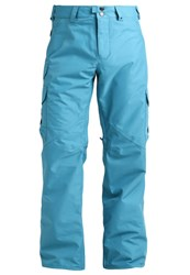 Burton Cargo Waterproof Trousers Larkspur Blue