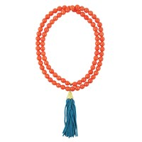 Katie Bartels Jewelry Coral Mounia Necklace