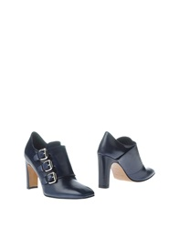 Rebeca Sanver Shoe Boots Dark Blue