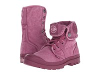 Palladium Pallabrouse Baggy Roan Rouge Pale Mauve Women's Boots Pink