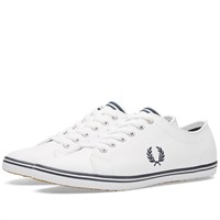 Fred Perry Kingston Leather Sneaker White
