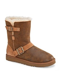 Ugg Booties Classic Short Dylan Chestnut