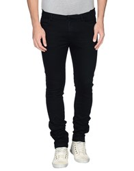 Cnc Costume National Costume National Homme Denim Denim Trousers Men Black