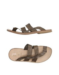 Moma Footwear Thong Sandals Men