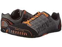 Inov 8 Bare Xf 210 Thyme Black Orange Running Shoes Olive