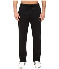 Puma P48 Core Fleece Pants Op Cotton Black Men's Casual Pants