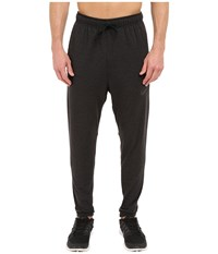 Nike Dri Fit Fleece Training Pant Black Black Men's Casual Pants