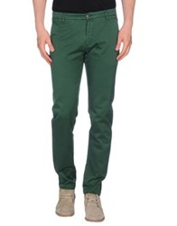 Department 5 Casual Pants Green