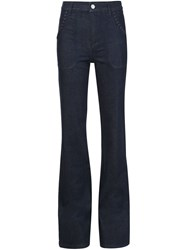 See By Chloe See By Chloe Bootcut Style Jeans Blue