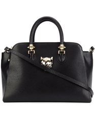 Philipp Plein 'Love Crimes' Tote Black