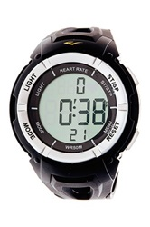 Everlast Unisex Hr3 Heart Rate Monitor Watch Black