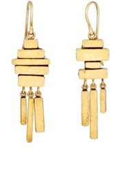 Judy Geib Women's Totem Earrings No Color