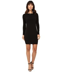 Jessica Simpson Dress Js6d8904 Black Women's Dress