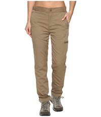United By Blue Lincoln Lined Pants Tan Women's Casual Pants