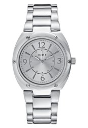 Ichi Tank Watch Silvercoloured