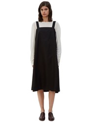 Kowtow Iris Strap Dress Black