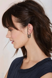 Nasty Gal Pin Crowd Ear Cuff