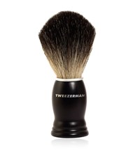Tweezerman G.E.A.R Deluxe Shaving Brush Male