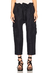 Ulla Johnson Army Pants In Blue