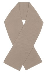 Soia And Kyo Women's Extra Long Knit Scarf Beige