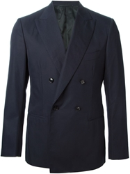 Massimo Piombo Classic Double Breasted Suit