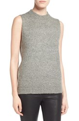 Women's Glamorous Sleeveless Mock Neck Sweater