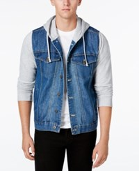Ring Of Fire Men's Kick Back 2 In 1 Jacket Only At Macy's Navy
