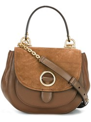 Michael Michael Kors Medium 'Isadore' Tote Brown