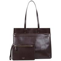 Hobbs Richmond Tote Bag Burgundy