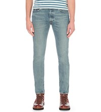 Levi's 501 Customised Tapered Jeans Dillinger