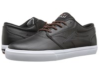 Lakai Griffin Weather Treated Black Synthetic Men's Skate Shoes