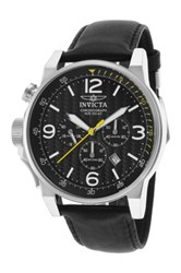 Invicta Men's I Force Chrono Watch Black