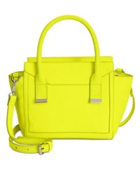Danielle Nicole Alia Mini Satchel Neon Yellow