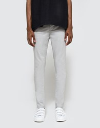 Topman Grey Stretch Skinny Chino